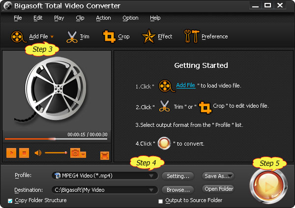 How to Convert ASX files to MP4, WMV, MP3, WMA, MOV, AVI and etc With this ASX Converter