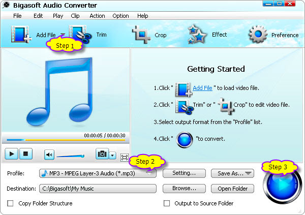 Convert Amr To Mp3 Wav M4a Wma And More With Amr Converter