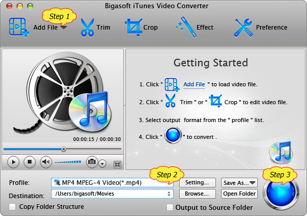 How to Convert MKV to iTunes Format to Successfully Import MKV to iTunes for Play