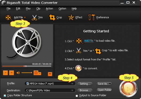 Convert WLMP to MP4 - How to Convert  wlmp to MP4, MP3 on