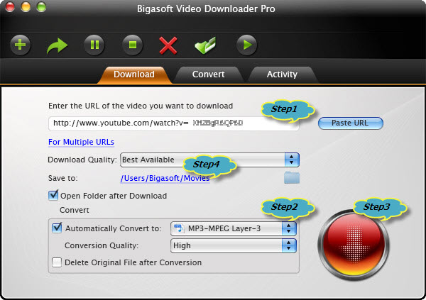 Convert and Download YouTube to iPhone to Play YouTube on iPhone 5/4S/4/3GS