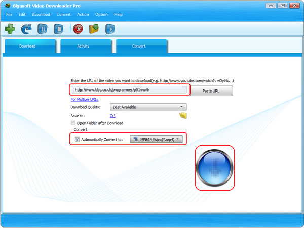 Bigasoft Video Downloader Pro 3.11.4.5942 Full Crack
