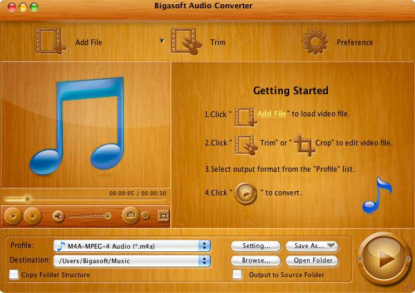 How to Convert FLAC to M4A on Windows and Mac for iPod, iPhone and iPad?