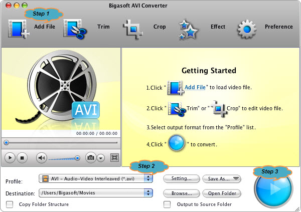 How to Convert iMovie Exported Video to AVI
