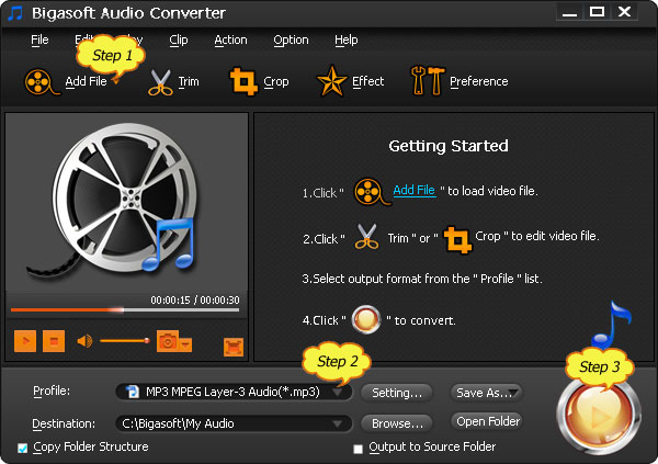 How to Convert SHN to FLAC, MP3, WAV, WMA and etc