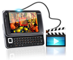 Video to Nokia