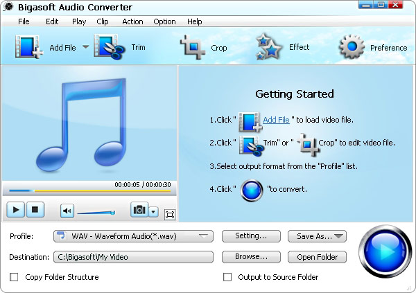 How to Convert WMA to WAV on Windows and Mac?