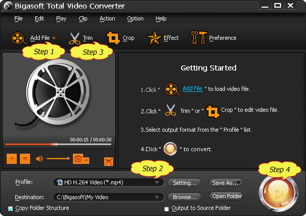 How to Fix Audio Video Out of Sync Converting from WTV, MKV