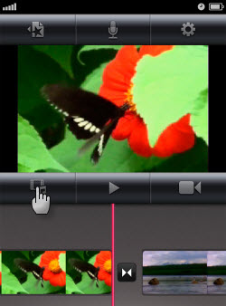 How to Import Camcorder movies to iMovie for iPhone 4