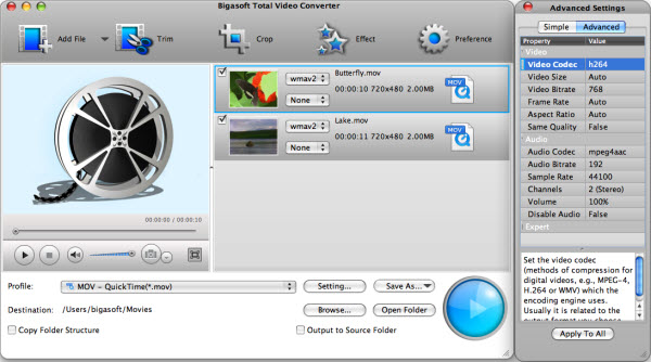 Tips on How to Import Camcorder Video to iMovie for iPod Touch, iPad 2 and iPhone 4 successfully