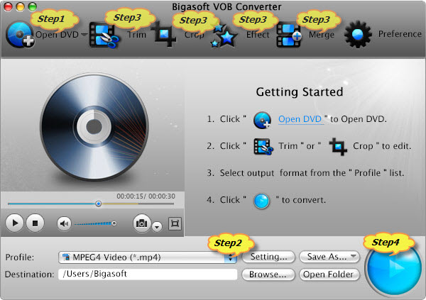 How to Convert DVD to iTunes Format to Successfully Import DVD to iTunes