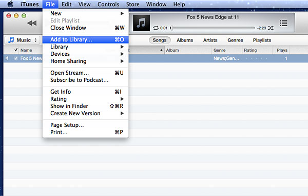 How to Import WMA to iTunes to Play on iPod/iPad/iPhone