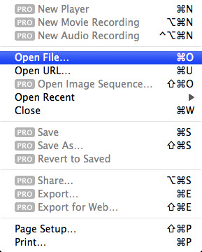 Import AVI to QuickTime for Play AVI on Mac