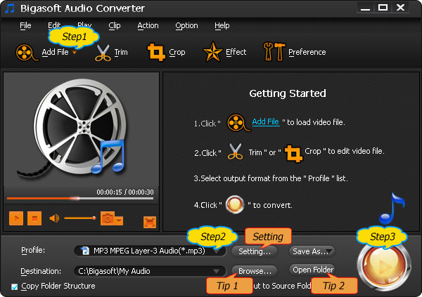 Convert FLAC to Play on PS3, PSP, Zune, Xbox 360
