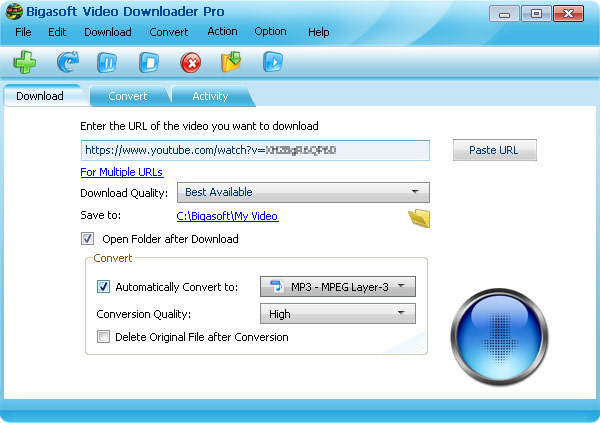 HTTPS Downloader