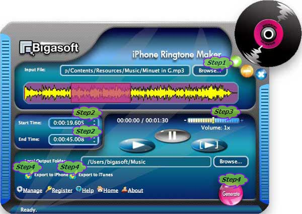 How to Make Ringtones for iPhone 4S