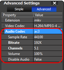 Convert MKV FLAC to AC3 5.1