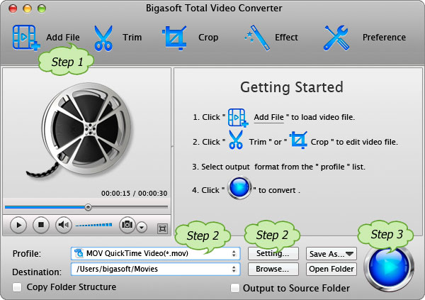 How to Convert MKV to QuickTime MOV on Mac and Windows