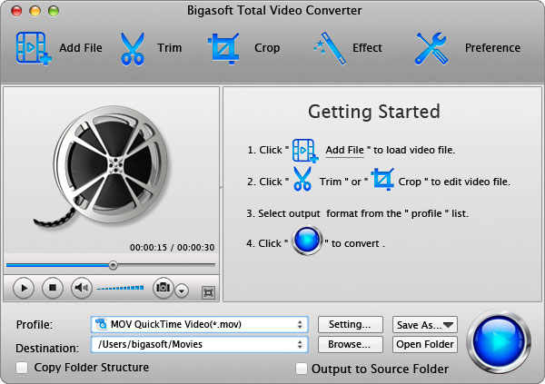 Convert MKV to MOV to Play MKV in QuickTime