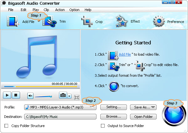 How to Convert MP2 to MP3 with this MP2 Converter