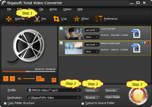 OGV Converter- Easily Convert OGV to AVI, MP4, WMV, MPGE, and FLV