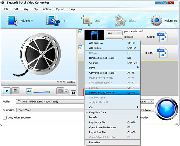 How to Convert XA to WAV, MP3, WMA, FLAC, AC3 etc to Play XA Files with XA Converter and XA Player?