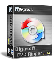 Take Unlimited DVD Movies with You - Bigasoft DVD Ripper for Mac