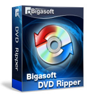 Save your DVD discs. - Bigasoft DVD Ripper