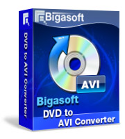 Bigasoft DVD to AVI Converter 1.6.4.3873