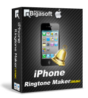 Stop Paying for Ringtones - Bigasoft iPhone Ringtone Maker for Mac