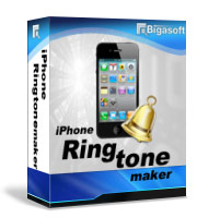 Bigasoft iPhone Ringtone Maker Software Box