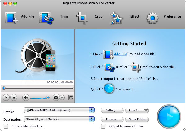 FLV to iPhone 4S Converter