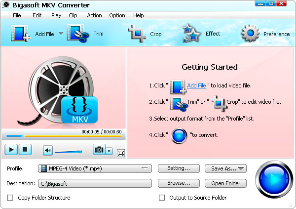 mkv converter, mkv to avi, mkv file