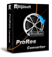 Bigasoft ProRes Converter Software Box