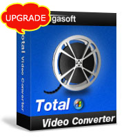 Convert video to 3GP MP4 FLV AVI MKV WMV MOV MXF VOB etc. with high quality! - Bigasoft Total Video Converter
