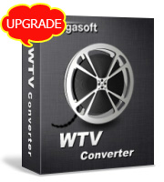 Bigasoft WTV Converter Software Box